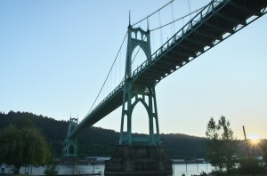 St Johns Bridge-2013年夏-7089