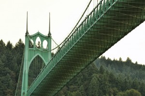 St Johns Bridge-2013年夏-7106