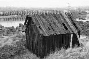 Gulick Homestead-The Dalles-3141-BW