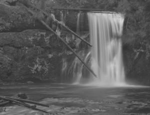 Upper North Falls-0824-BW