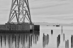 Astoria-Megler Bridge-3438-BW