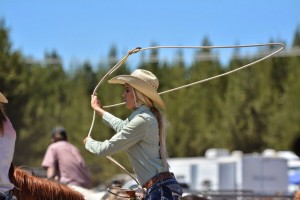 La Pine Rodeo-7886