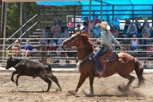 La Pine Rodeo-7893