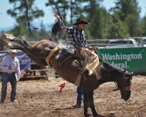 La Pine Rodeo-7920