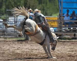La Pine Rodeo-7939
