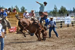 La Pine Rodeo-7954