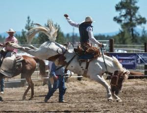 La Pine Rodeo-7958