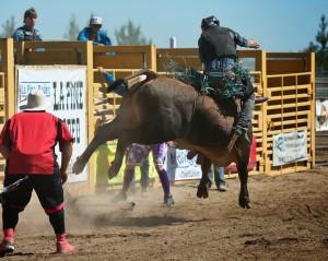 La Pine Rodeo-8105