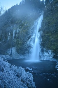 Horsetail Falls-5035