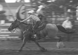 McMinnville Rodeo-Barrel Racing-4614-BW-A4