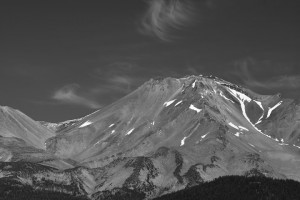 Mt Shasta - Best Western Hotelより-6055