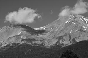 Mt Shasta - Best Western Hotelより-5753