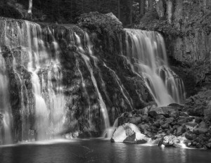 Mt Shasta - Middle McCloud Falls-5822-4