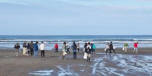 海岸清掃-2016年3月-1210