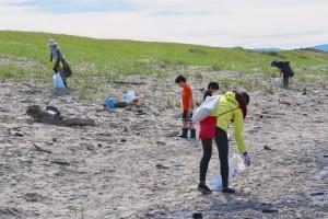 海岸清掃-2016年3月-1225