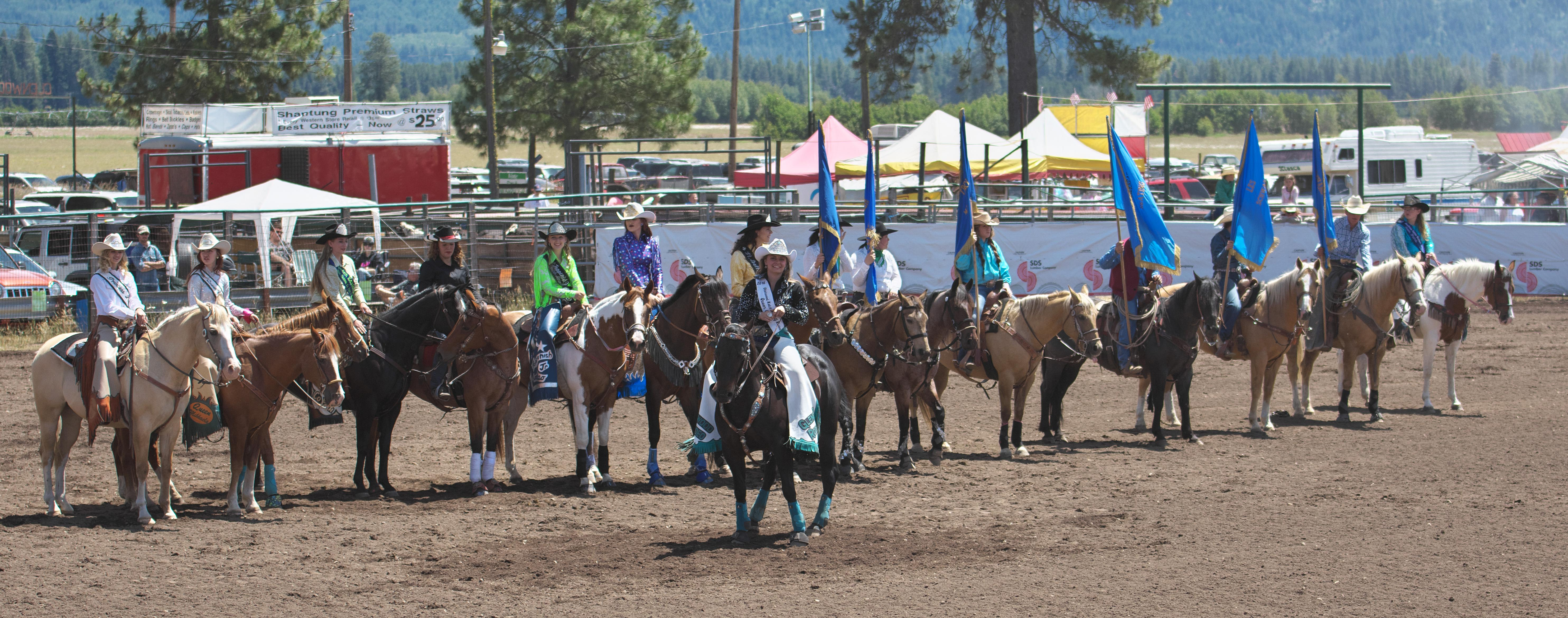 ワシントン州glenwood Ketchum Kalf Rodeo 2016 6 18 Amp 19 171 ポートランド日本人